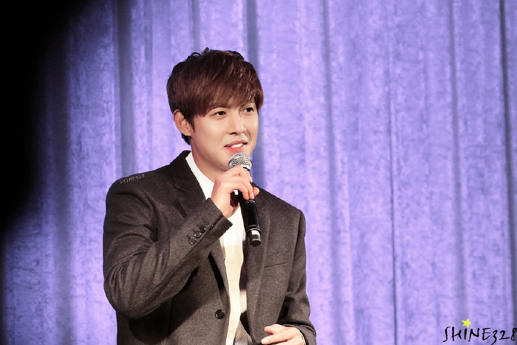 [Shine328 Photo] Kim Hyun Joong - LOTTE Fan Meeting in Seoul [14.10.25]