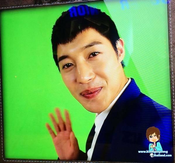 MurdererQ Photo + Video - Kim Hyun Joong - Lotte Duty Free Star Avenue
