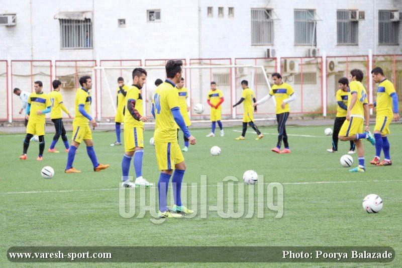 گزارش تصویری تمرین داماش - راهیان کرمانشاه