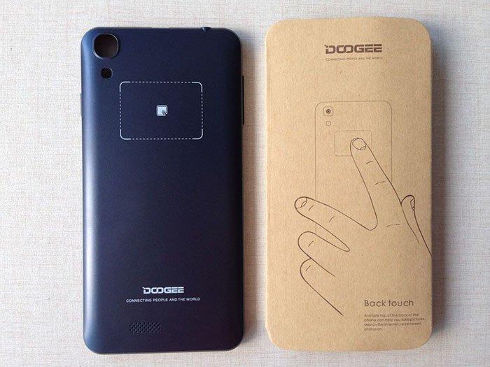 گوشی 4 هسته ای دوج دی جی 800 DOOGEE DG
