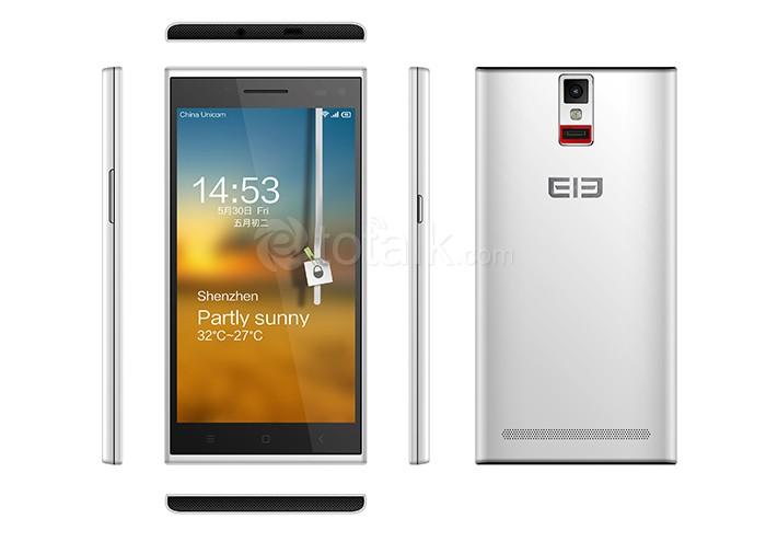 گوشی 8 هسته ای الفون پی 2000 elephone p