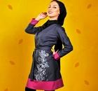 خرید مانتو پاییزی پاییزه زنانه دخترانه 2015