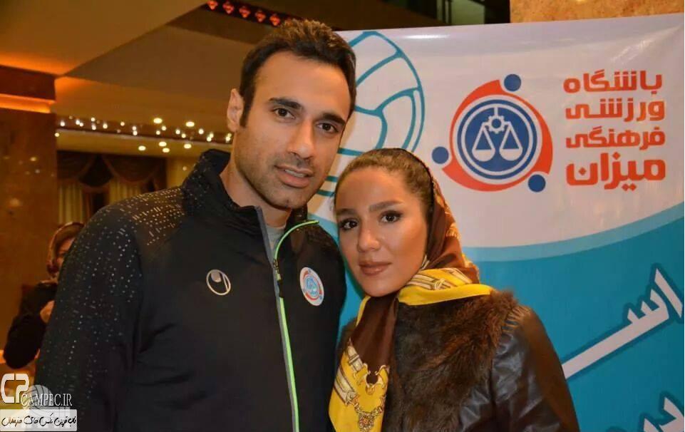 عکس های جدید ملی پوشان والیبال ایران با همسرانشان