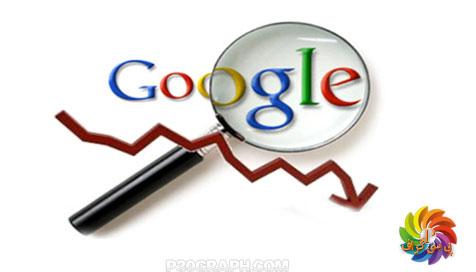 دلایل کاهش رنک گوگل
