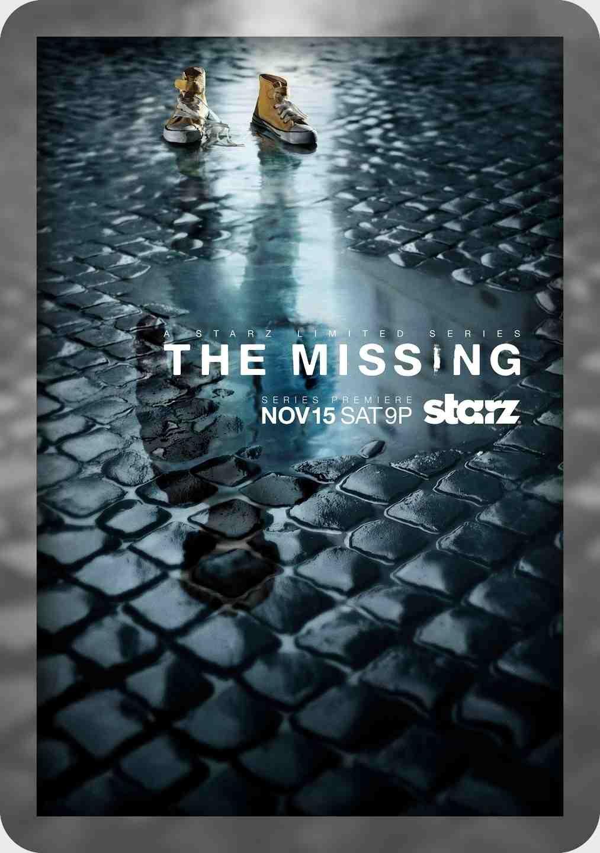 مینی سریال The Missing
