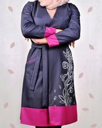 فروش مانتو شیک اسپرت دخترانه مدل پانیذ برای دختران لاغر اندام
