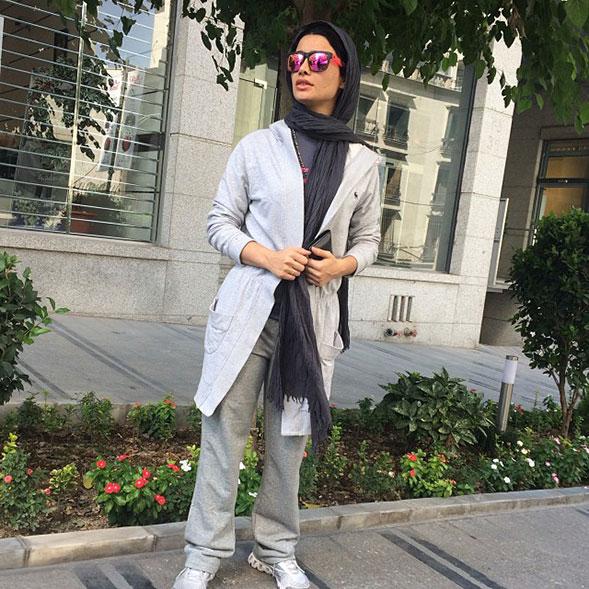 www mihanmelody com tina akhond tabar 3  عکس های جدید تینا آخوند تبار
