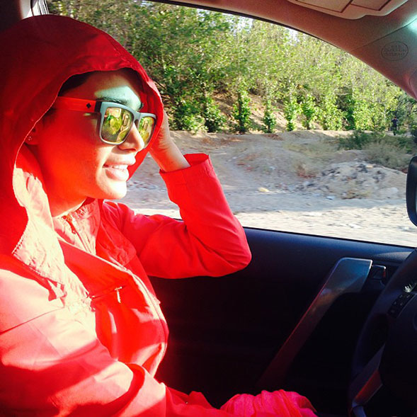 www mihanmelody com tina akhond tabar 5  عکس های جدید تینا آخوند تبار
