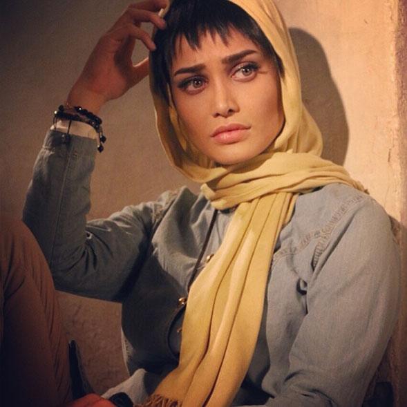 www mihanmelody com tina akhond tabar 10  عکس های جدید تینا آخوند تبار