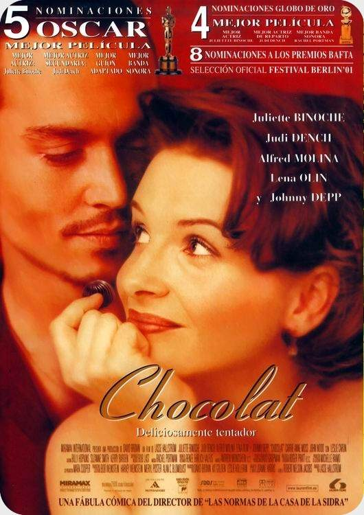 فیلم Chocolat 2000