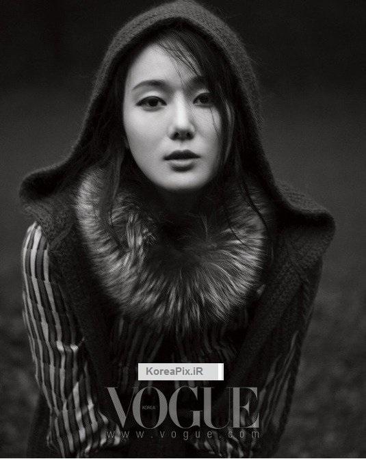 سری سوم عکس های یون جین سو بازیگر نقش وولهی در رودخانه ماه