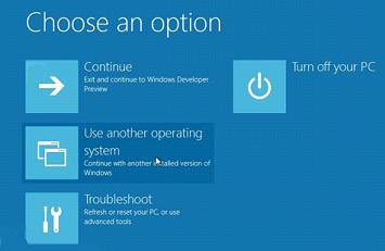 آموزش دسترسی به تنظیمات بوت در ویندوز 8 - Windows 8 Advanced Boot Options