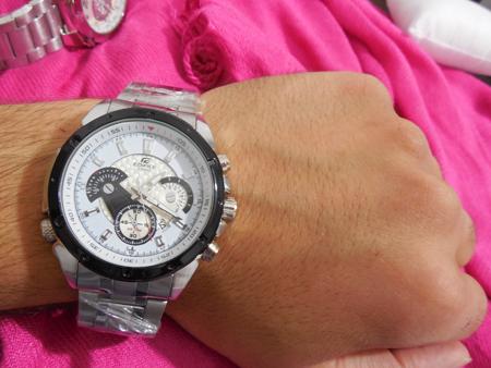 خرید پستی ساعت مچی کاسیو  CASIO EDIFICE مدل  535 اصل