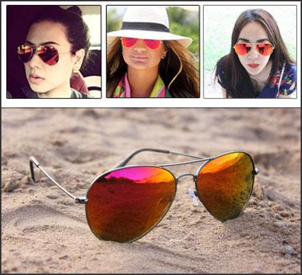 خرید عینک آفتابی زنانه ریبن