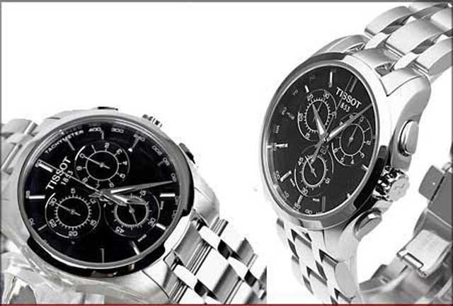 ساعت مردانه تیسوت |کلاک men- آرنا