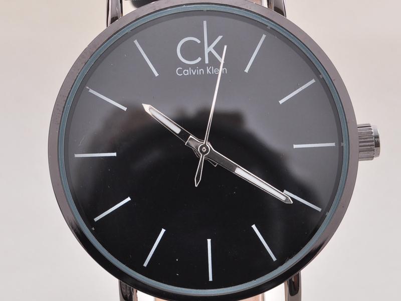 خرید ساعت مردانه مارک ck بند چرمی | کلاک men- آرنا
