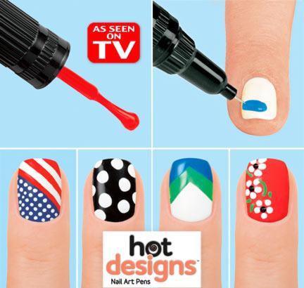 قلم طراحی ناخن هات دیزاین