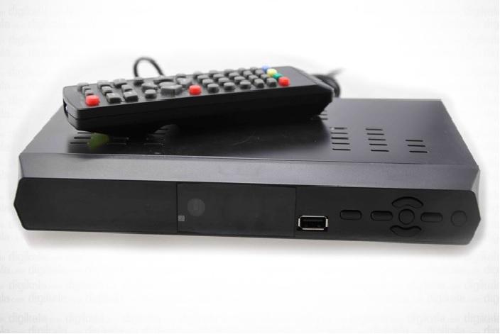 گیرنده دیجیتال تلویزیون فراسو مدل DVB-T FDR-211