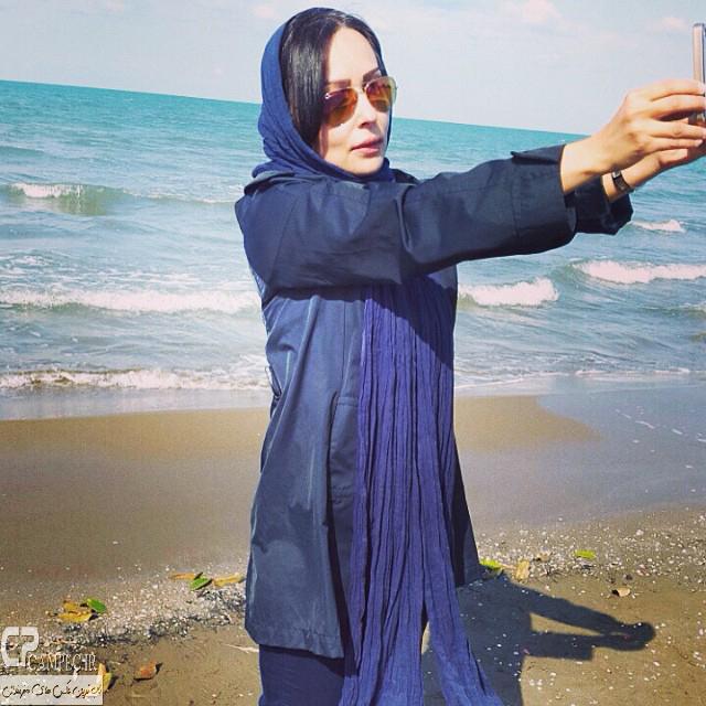 جدید ترین عکس های پرستو صالحی