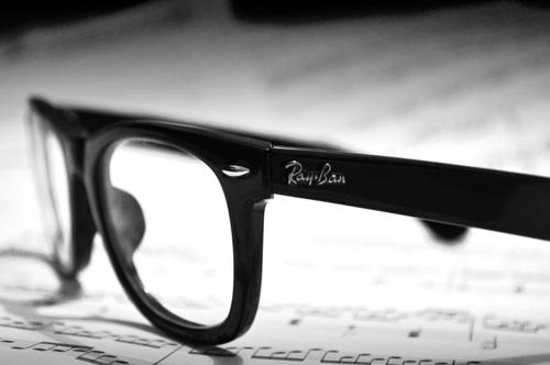 فروش عینک ریبن شیشه شفاف