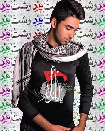 انواع مدل تی شرت مشکی لباس محرم مردانه پسرانه مدل طرح دار