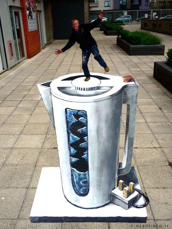 لندن - بریتانیا - اثر سرویس تبلیغاتی خیابانی (SAS)5_صفحه شخصی صابر اذعانی