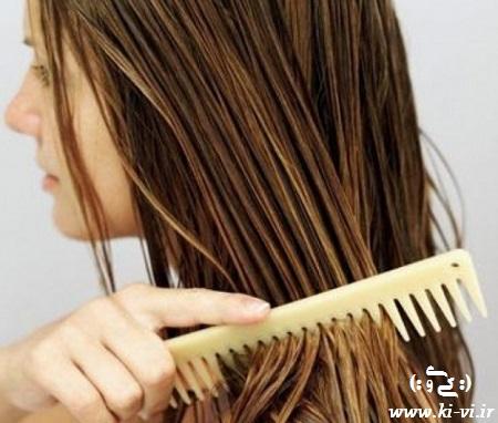 چگونه موخوره مو هایمان را از بین ببریم؟