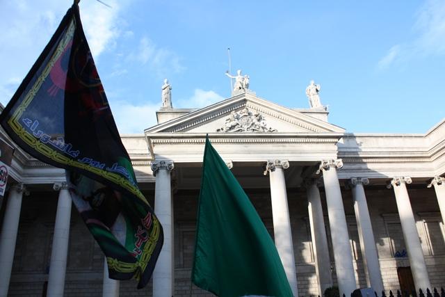 پارلمان ایرلند.  یاد پارلمان اتریش به خیر