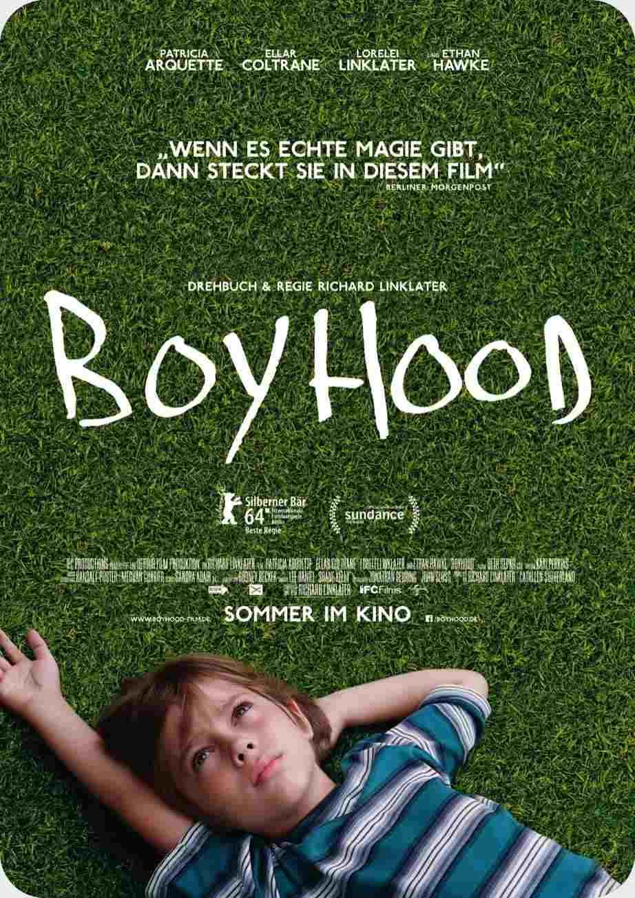 فیلم Boyhood 2014