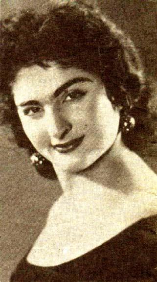 خواننده ایرانی - مهوش
