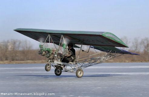 همه اختراعات جالب چینی ها - هواپیما