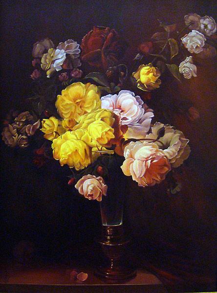 فروش تابلو نقاشی گل های رز
