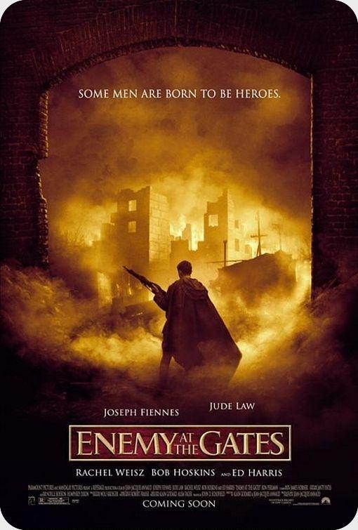فیلم Enemy at the Gates 2001