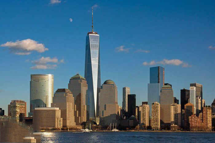 عکس های بزرگترین آسمانخراش امریکا