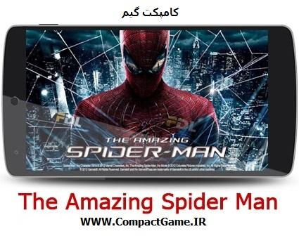 دانلود The Amazing Spider-Man v1.2.0 - بازی مرد عنکبوتی شگفت انگیز اندروید