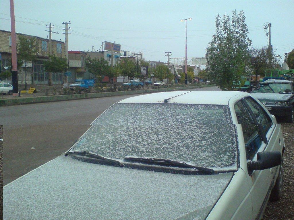 برف+آبگرم+شهرستان آبگرم+شهر آبگرم+آوج