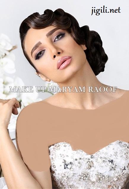 مدل آرایش, آرایش عروس