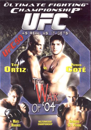 دانلود یو اف سی 50   UFC 50: The War of '04-نسخه 720p