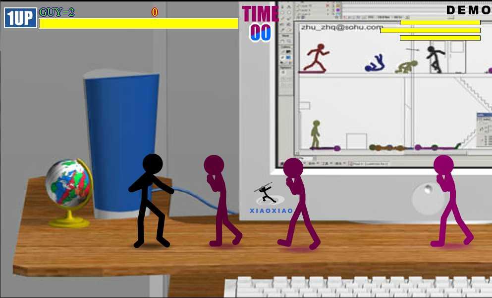 بازی انلاین کامپیوتری دریک فاجعه
