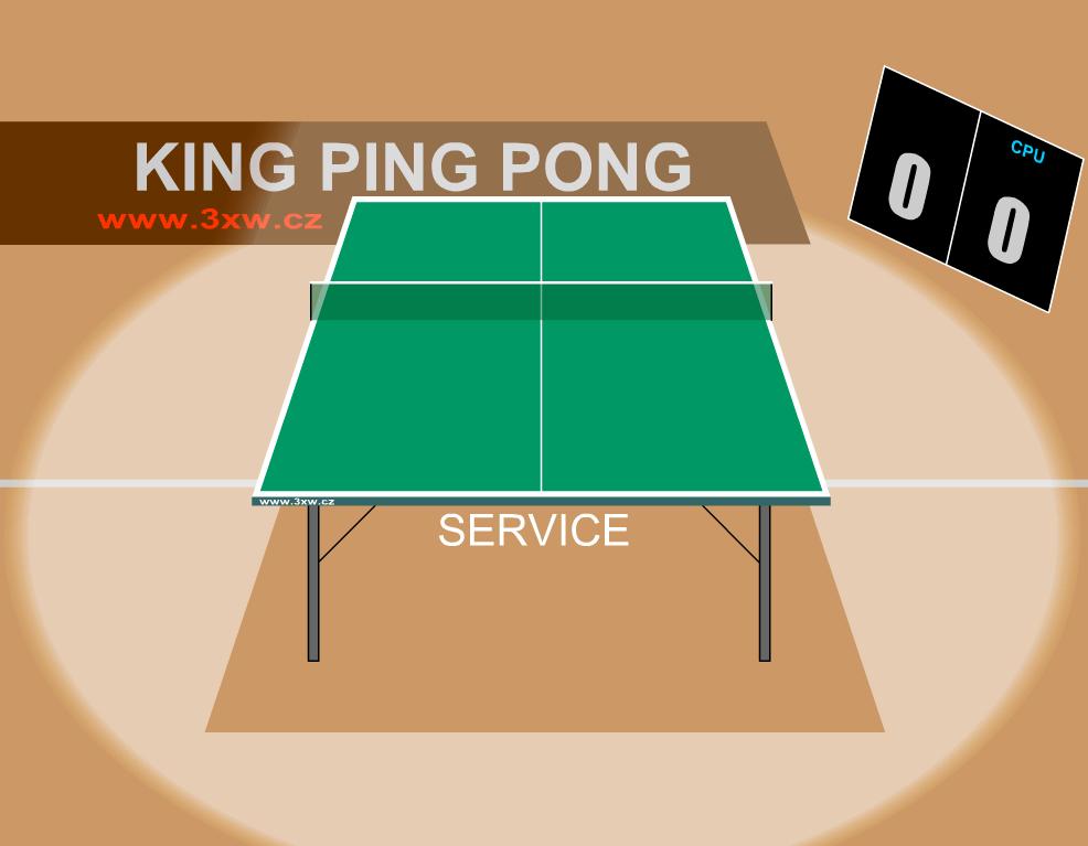 بازی انلاین پینگ پنگ دریک فاجعه