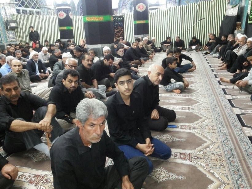 120  مراسم تاسوعا و عاشورا   مسجد حضرت ابوالفضل(ع) 1393