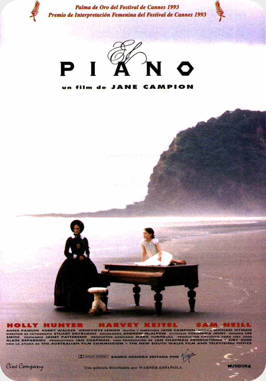 فيلم The Piano 1993