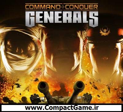 دانلود بازی جنرال ۱و۲ ,GENERALS 1&2