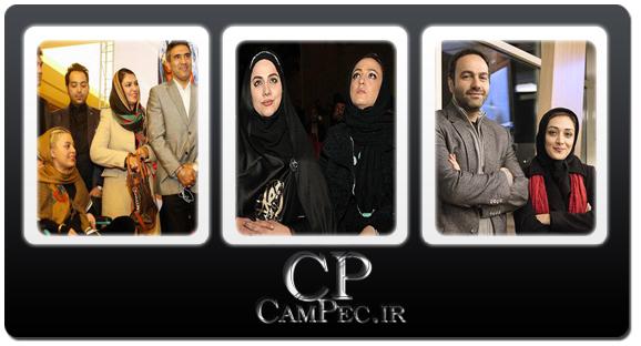 عکس های مراسم افتتاحیه فیلم سینمایی شیار 143