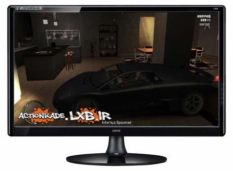 دانلود جی تی ای وی برای کامپیوتر با حجم کم