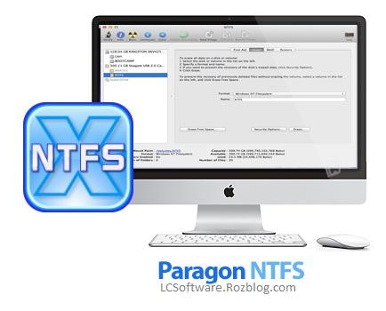 آموزش کامل فرمت NTFS