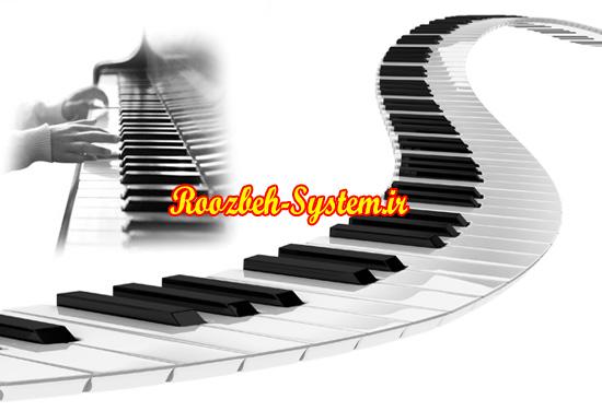 آموزش کامل پیانو همراه با ساعت ها تمرین + دانلود نرم افزار Synthesia