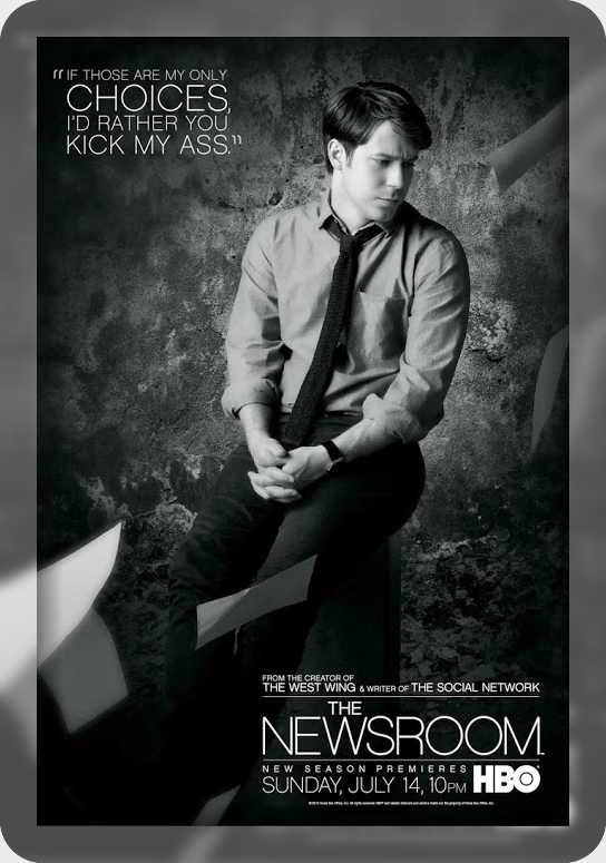 سریال The Newsroom فصل 3