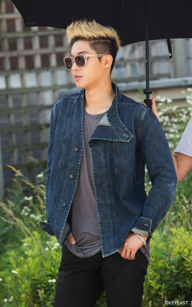 Kim Hyun Joong Japan Mobile Site Update 2014.11.7