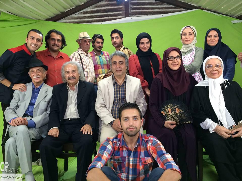 شبکه تهران سریال جاده چالوس